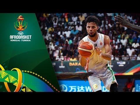 Morocco v Uganda - Highlights - FIBA AfroBasket 2017