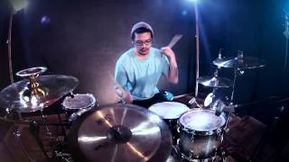Satria Wilis - Blink 182 - Dogs Eating Dogs (Drum Cover)
