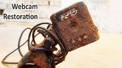 Restoration Webcam A4-Tech Night Vision - Restoring Trendy Gadget - Rebuild Darkness Camera