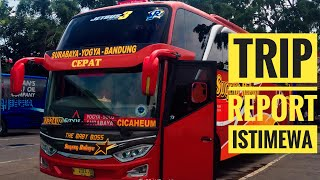 Trip Report Ngetrip Bareng Kernet Kocak Sugeng Rahayu Jetbus3 SHD