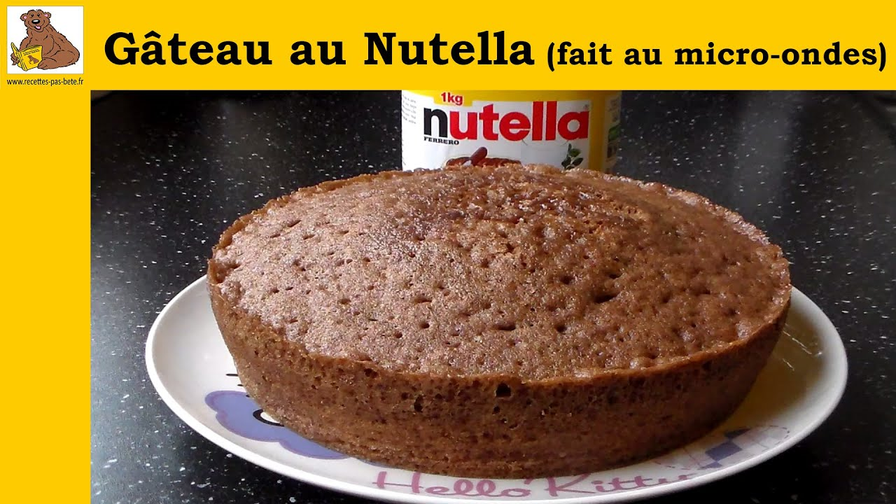 Comment faire 1 gateau au four