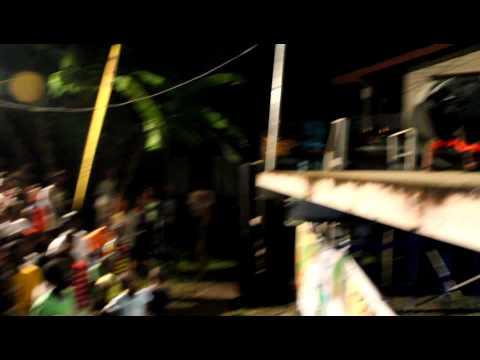 Mr  Killa At Gouyave Fish Friday 19th August 2011