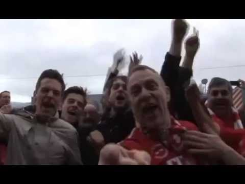 When Liverpool Fans Thought They'd Win the League - YouTube
