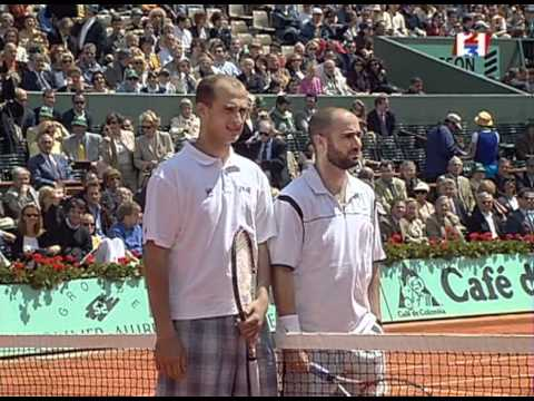 The seven greatest ever French Open matches