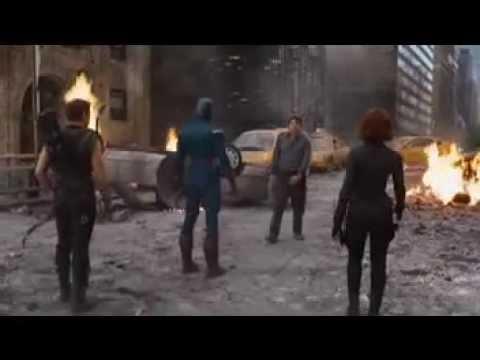 the avengers tamil dubbed scene