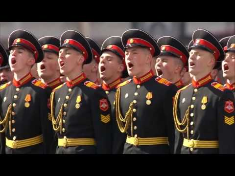 HD Russian Army Parade St. Petersburg 2017 Парад в Петербурге