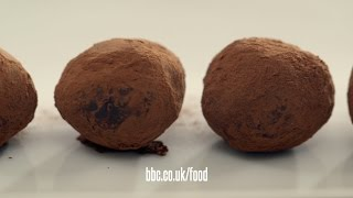 Jamaican Rum Truffles - Lorraine Pascale: How To Be A Better Cook: Episode 5 - Bbc Two