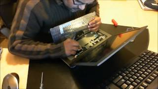 How to remove and replace DELL Vostro 3360 Hard Drive thumbnail