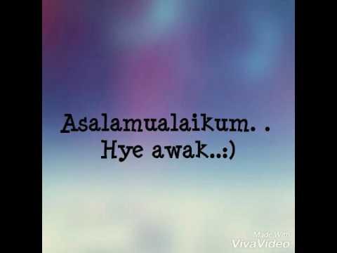 Maafkan saya-By Nur Jannah Alia