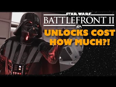 EA Drops Battlefront 2 Unlock Prices After Player Backlash! - The Know Game News