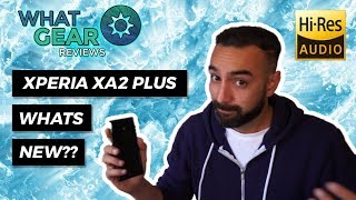 Sony Xperia XA2 Plus Review - Whats New?