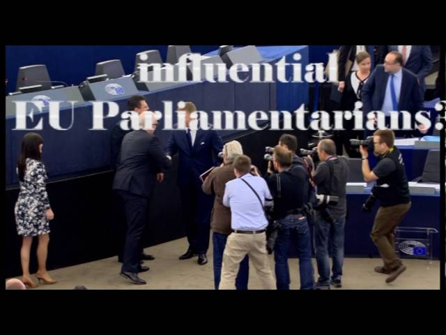 Who are the most influential MEPs?