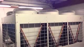 Чиллер Dantex(Проектирование, монтаж, сервис систем вентиляции и кондиционирования, климатическое оборудование, заправк..., 2014-04-24T09:25:58.000Z)