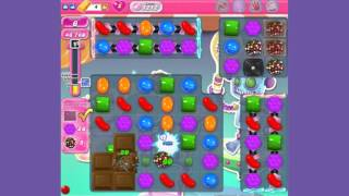 Candy Crush Saga Level 1212 NEW 10 moves