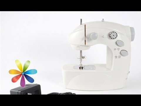 знакомство со швейной машиной