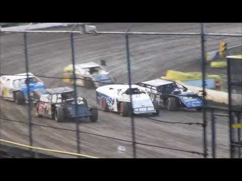 Volusia Speedway Park | Modifieds | Heat Race #1  | 4-30-16