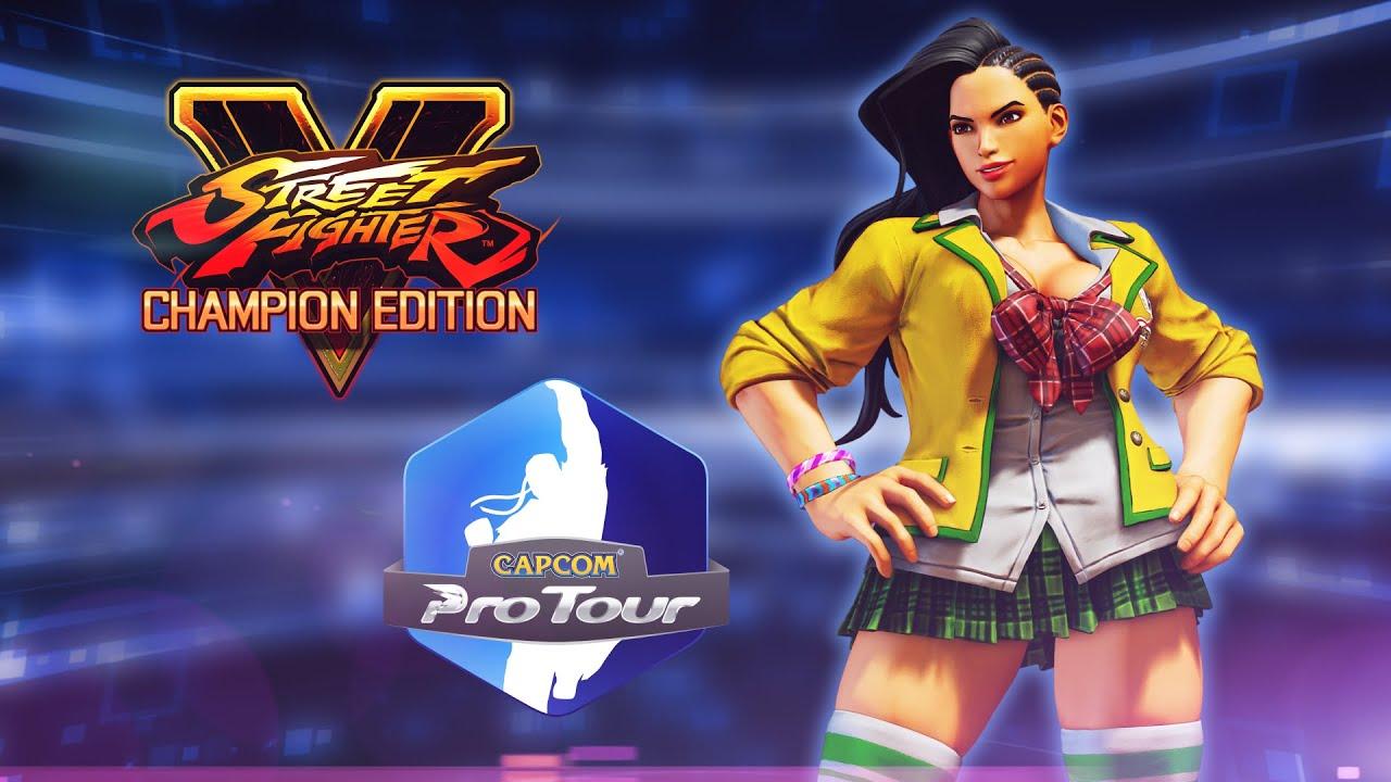Street Fighter V - Capcom Pro Tour DLC 2020