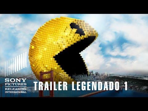 Pixels   Trailer 1 Legendado   23 de julho nos cinemas