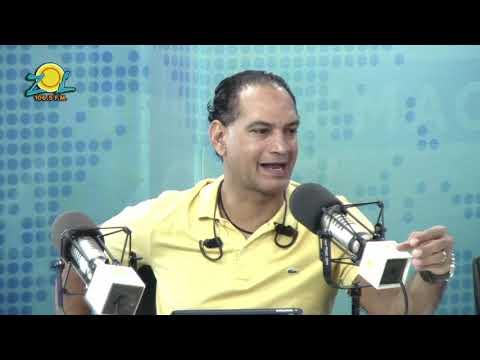 Periodista Oscar Medina