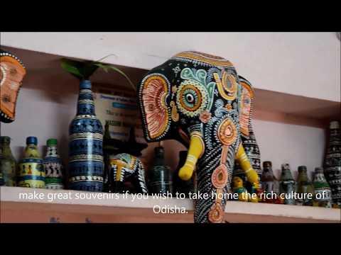 Odisha Craft Villages