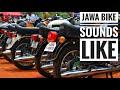 Jawa day 2016   The smoke show