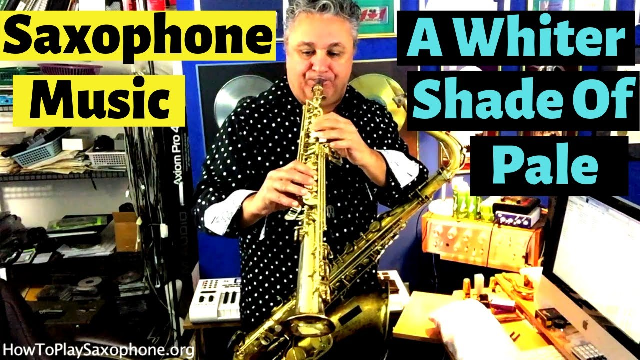 Stand by me saxophone music & backing track download youtube.