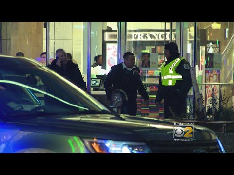 CPD Secure, Reopen Water Tower Place After Shot Fired