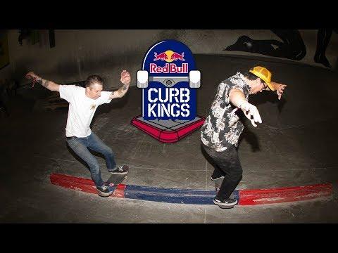 Red Bull Brings Curb Kings To The Berrics