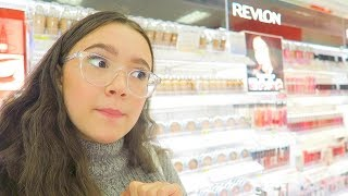 I Shop For A Makeup Starter KIT At Target! FionaFrills Vlogs
