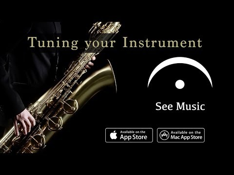 Best Sight-Reading App: See Music Pro. Part 1: Tuning your instrument