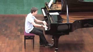 Confidências. Ernesto Nazareth - Piano: Lucas Sátolo.
