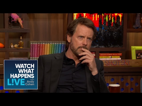 Greg Kinnear On Miley Cyrus And Liam Hemsworth's OnSet Chemistry  WWHL