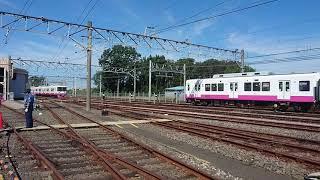 新京成電鉄の電車
