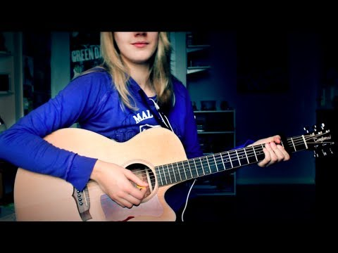 ☆ BACKSEAT SERENADE - ALL TIME LOW - ACOUSTIC COVER BY CHLOE ☆