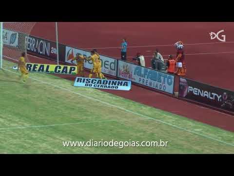 Goianão 2018: Vila Nova empata com Iporá no Estadio Olímpico