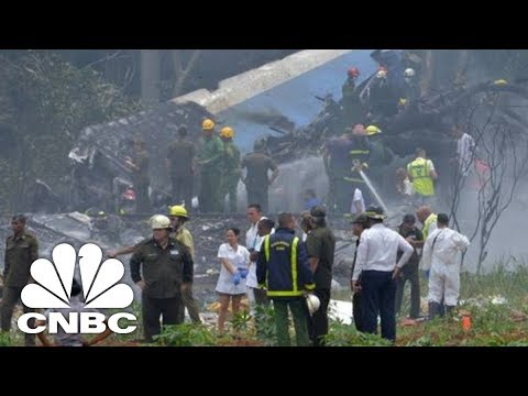 Boeing 737 Plane Crashes In Cuba | CNBC