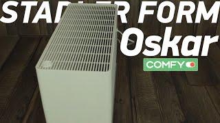 Oskar O-040R - стильный увлажнитель воздуха от STADLER FORM  - Обзор от Comfy.ua
