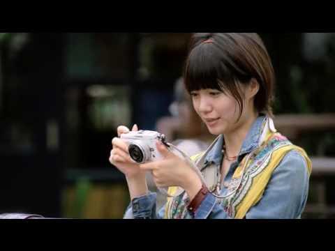 Olympus廣告 - カブセル內視篇 - 宮崎葵 (Miyazaki Aoi , 宮崎あおい)