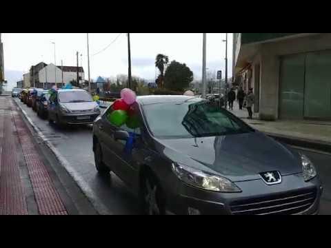 El funcionariado de Xustiza se vuelve a movilizar a Pontevedra