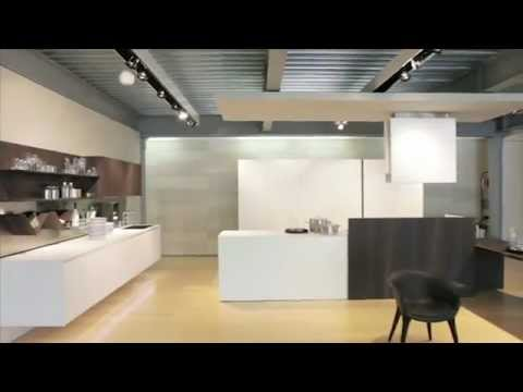 Cucina Kubic by Euromobil - YouTube
