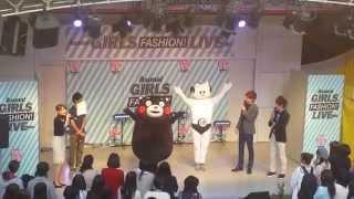 2014.10.26 名古屋・金山総合駅 アスナル金山 16:00~ 明日に向かって元...