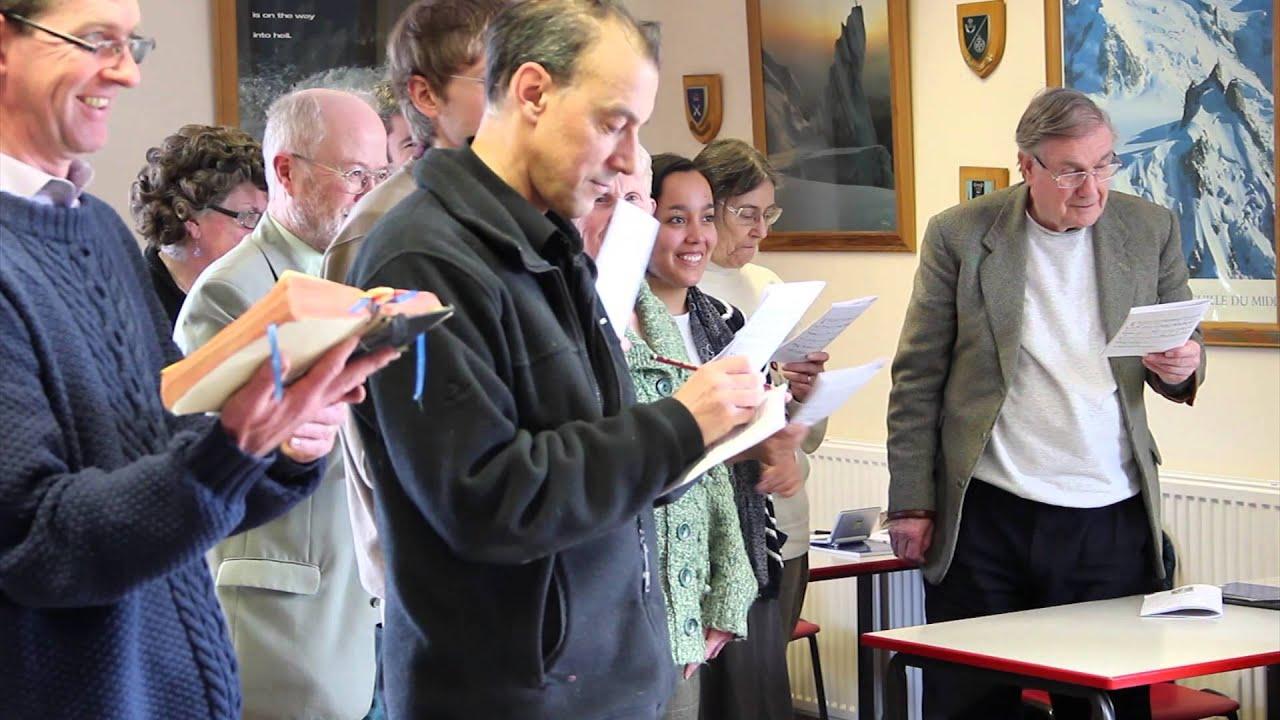LMS Gregorian Chant Course 2013