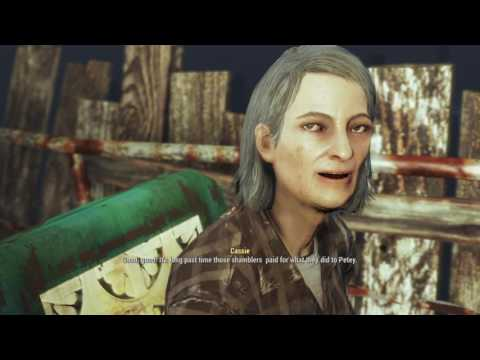 Fallout 4: Far Harbor | helping the people of FarHarbor  Ep.5