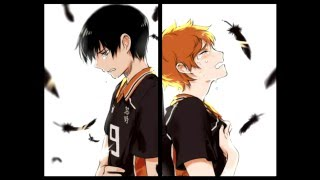 Kageyama & Hinata - Echo of My Voice in the Rain [ハイキ�...