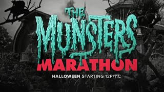 The Munsters Halloween Marathon