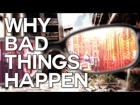 Why Bad Things Happen - Swedenborg and Life