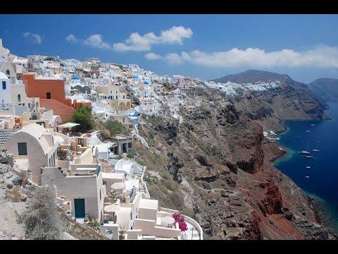 Santorini, Greece - FAST HD TOUR 2016