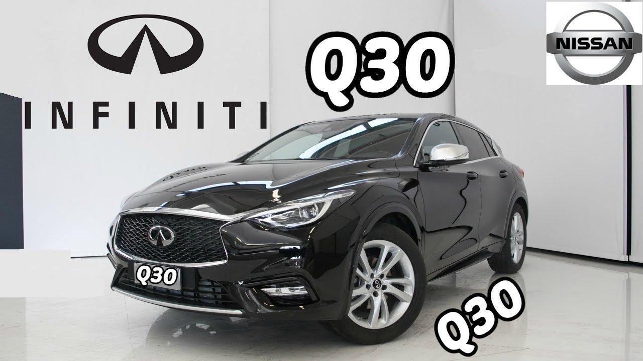 Nissan Infiniti Q30 City Black Edition Price From 33 960