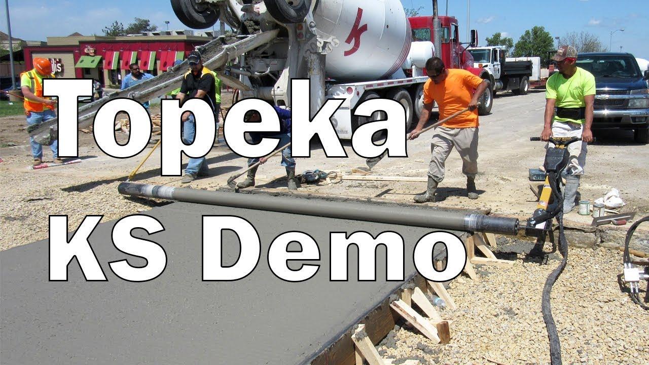 Topeka, KS Recap Video 4-19-17