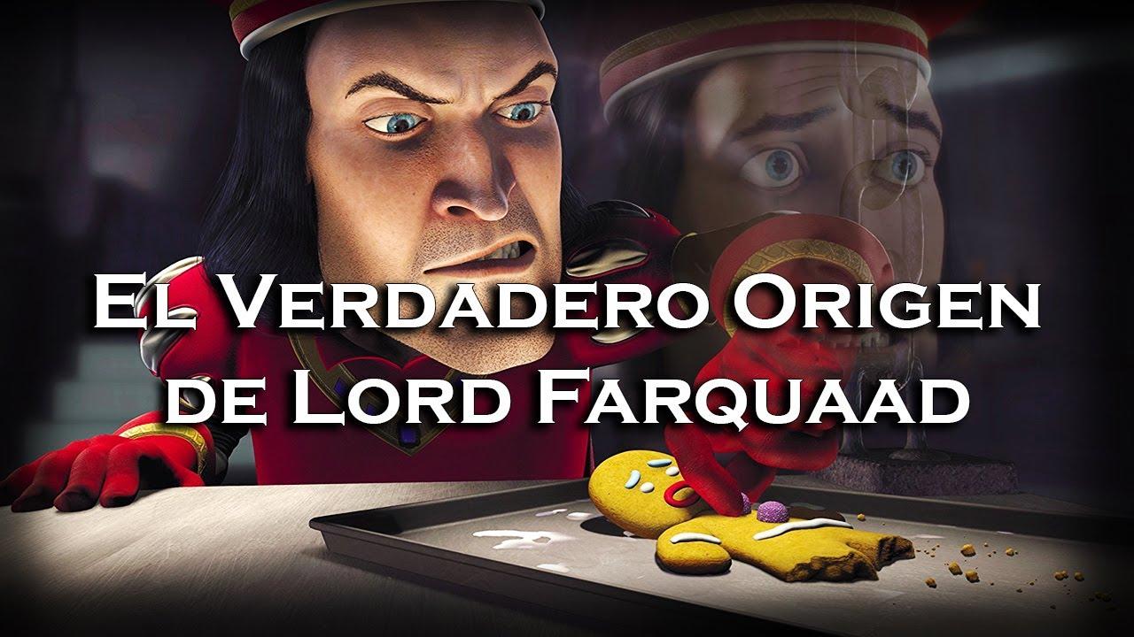 | ¿De Qué Cuento Viene Farquaad? | Teorías de Shrek |